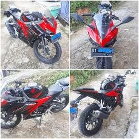 Honda CBR 150 R KM 11 ribuan