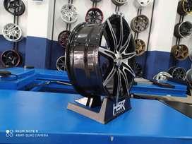 Velg Ring 17 Racing Mobil Xpander HSR KCCX R17x7 Pcd 5x114,3 ET42