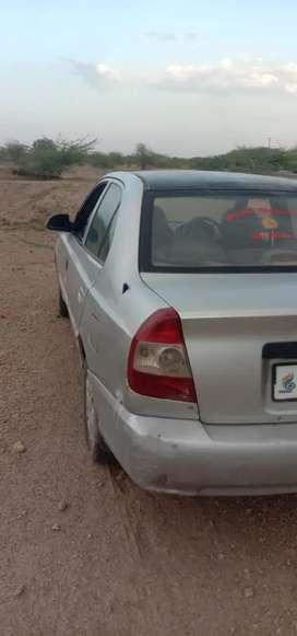 Hyundai Accent 2004 LPG 140000 Km Driven