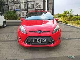Spesial promo! Kredit murah Ford Fiesta S matic 2013 new look!!