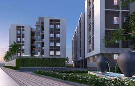 2 BHK Apartments for Sale in Oxford Square, Barasat, Kolkata