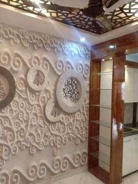2Bhk flat with 90% bank loan near by uttam nagar west metro