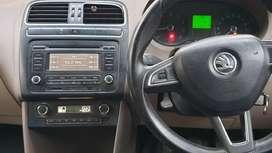 Skoda Rapid 2013-2016 1.6 MPI Ambition With Alloy Wheel, 2013, Petro..