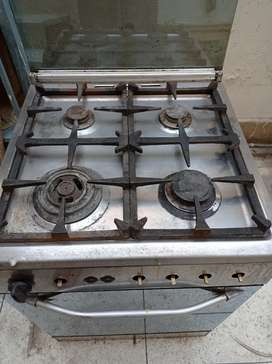 Best quality cooking range never repaired