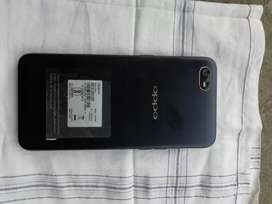 Oppo a1k new condition hai for month old
