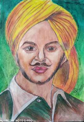 The Great Bhagat Singh