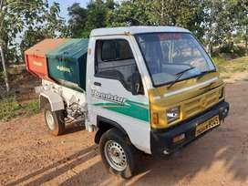 used  waste collection vehicle