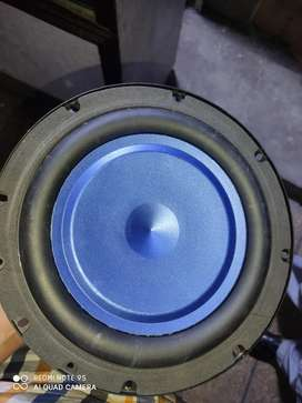 Sony/Dongyuan 8 inch Pure Woofer Pair