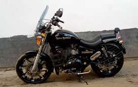 single hnd driven thunderbird 350. for sale due to money prblm.