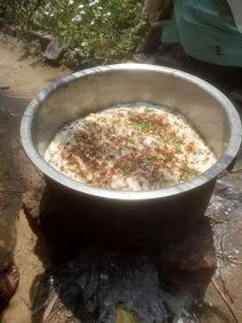 I want Biriyani cooking job
