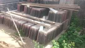 Genteng  beton 500 lebih