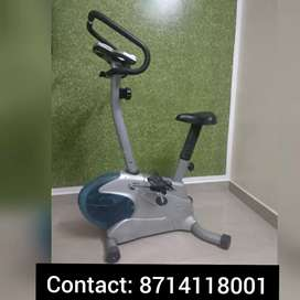 (Imported)-PROTEUS branded 8 speed exercise cycle
