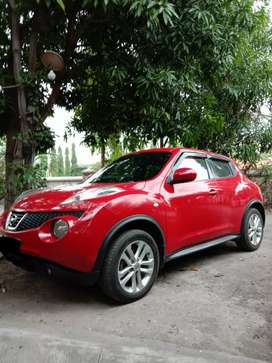 Nissan juke tahun 2011