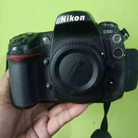 Nikon D300 BO Semi Profesional