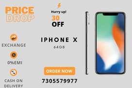 IPHONE X 64GB | 0%EMI | IPHONE 8 64GB | COD | EXCHANGE OFFER