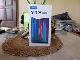 For Sale Vivo Y12 3/32 GB Biru