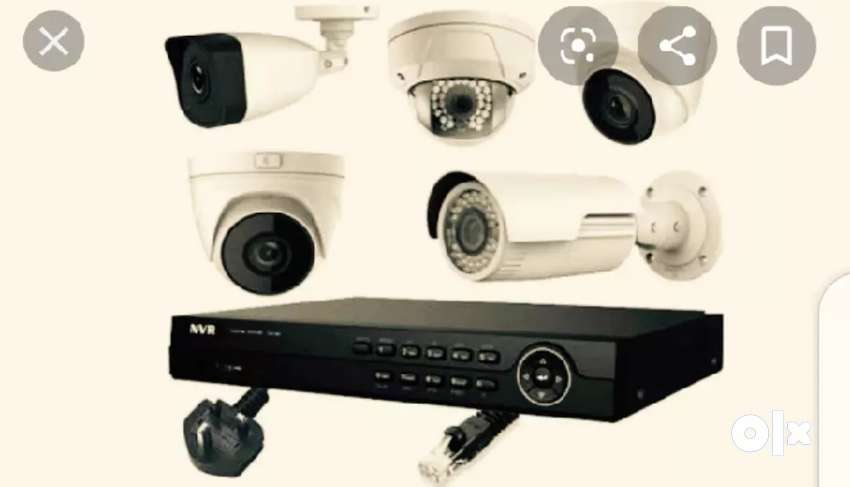 Cctv camera installation and service very low rate 0