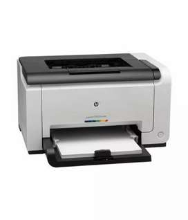HP LaserJet CP1025 color smart home & office use