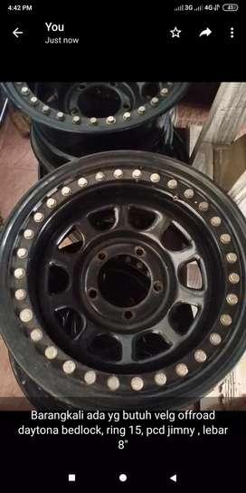 "Daytona beadlock r15 8"""