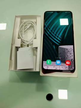 Samsung galaxy A70s (8GBRAM 128GB ROM)  in excellent condition