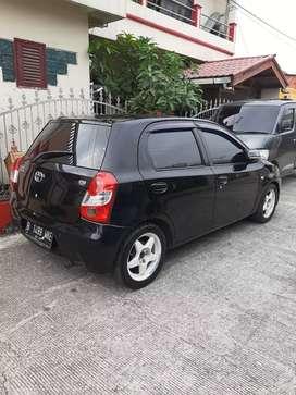 Toyota Etios Valco E 1.2 2013 Plat B Pjk Panjang