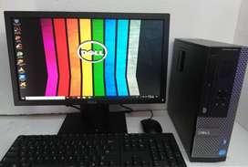 DELL Core i5 CPU - 4GB/250GB - Excellent Working