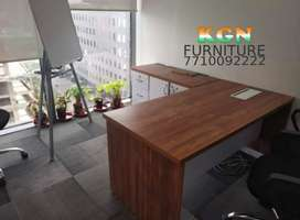 Brand new stylish L Shep office table factory price