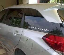 Kaca film 3M auto film hitam pekat dari luar gan gelap