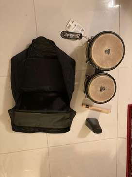 Bongo Kit with Cowbell