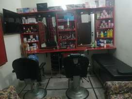 New parlor