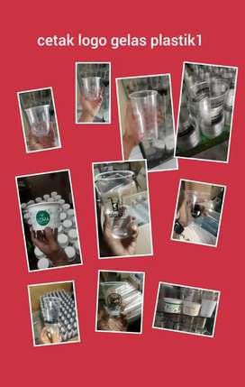 Serba Murah Sablon/Printing Gelas Thai Tea (CUP PLASTIK PP) 12oz 8gram