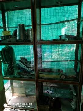 Wood shocesh total glass