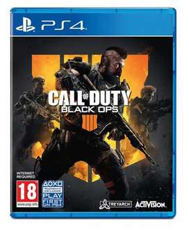 Call of duty Black ops 4 for ps4 NEW