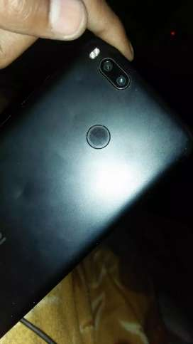 Mi a1 good Condition 4/64 Only pHone And charger available