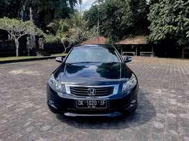 Honda accord 2008 black
