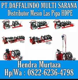 Mesin Sambung Pipa HDPE-Mesin Las Manual-Mesin Pemanas Pipa HDPE