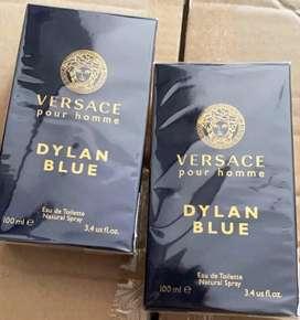 Versace pour homme Dylan blue edt 100ml inbox segel
