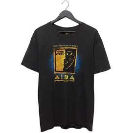 Aida By Elton John And Tim Rice's Vintage Tee