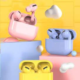 Airpods pro macaron TWS stereo headset available for sale