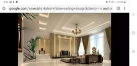 2Nd floor for rent in Green Belt
