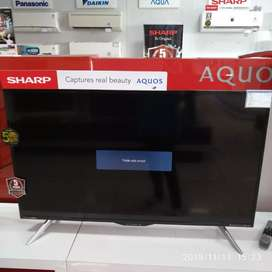 Tv sharp 45IN smart Tv