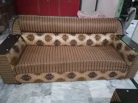3 seater and 1 seater