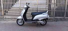 Suzuki access125.silver 2018 .1st owner .good condition.at SS MOTORS