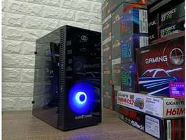 intel Core i7 860( 8 CPus)