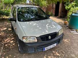 Maruti Suzuki Alto 2009 Petrol Well Maintained