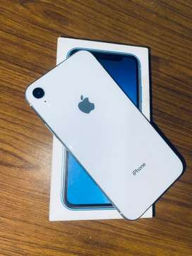 I phone XR 128 GB fully new condition