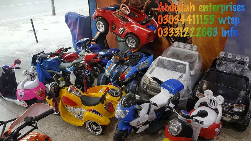 Best kids full variety atv quad 4 wheels delivery all pakistan 0