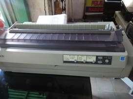 Printer Epson LQ-2190 joss siap pakai