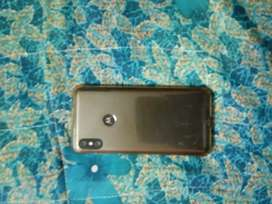 Moto one power 4,64gb 5000 mah, excellent mobile
