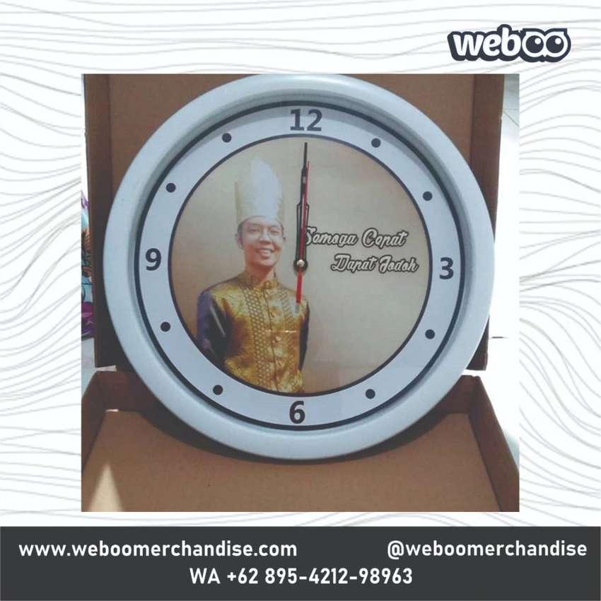 Aneka Jam Dinding Custom Untuk Souvenir 0